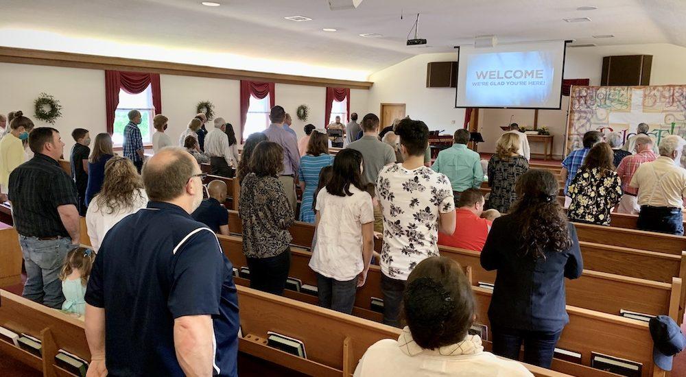 Sunday Worship Services